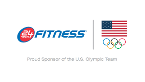24 Hour Fitness Partners with the Olympics
