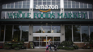 Amazon Whole Foods Market