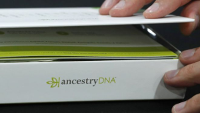 Control of Ancestry DNA data?