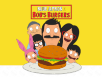Blue Apron and Bob's Burger Partner