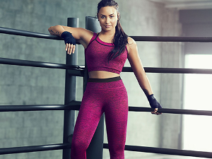 Demi Lovato Fabletics Fashion Line