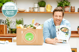 Jamie Oliver Partners with Hello Fresh