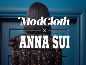 Modcloth Collaborates With Designer Anna Sui To Bring Iconic Style