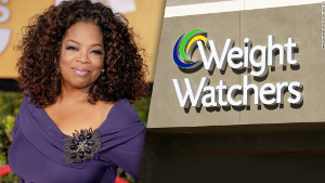 Weight Watchers Spokes Person is Oprah