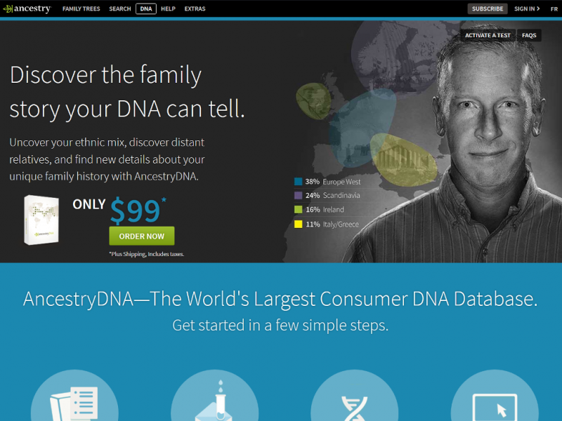 AncestryDNA - Review Chatter