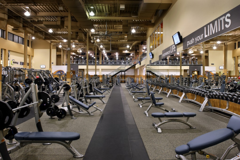 24 Hour Gym Locator : Hour fitness review chatter