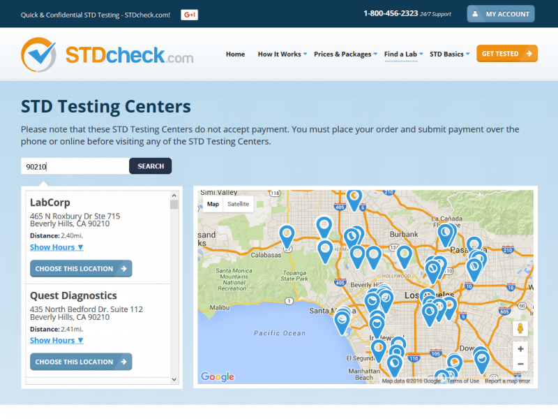 STDcheck.com - Review Chatter
