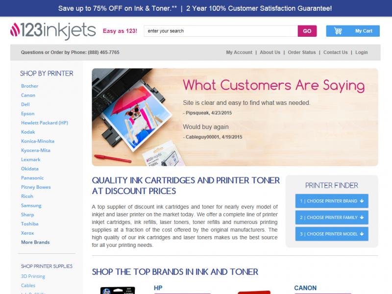 Printer Ink & Toner Cartridges - Review Chatter