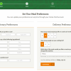 Home Chef Meal Preferences Page