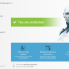 ESET Multi-Device Security Protected Screen
