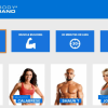 Filtering the workout programs on Beachbody.