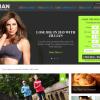 Jillian Michaels Home Page