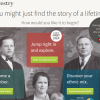 ancestry Home Page