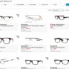 Searching for eyeglasses at FramesDirect.