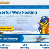HostGator Home Page
