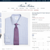 Brooks Brothers Product Page