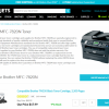 Printer product page from 4InkJets.