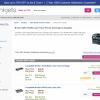 123inkjets printer listing page.
