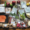 Blue Apron Ingredients from a Meal Kit