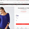 Fabletics Product Page