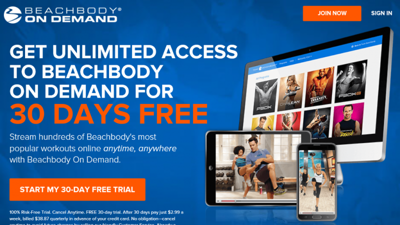 Beachbody On Demand - Review Chatter