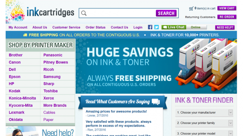 Inkcartridges.com Cover