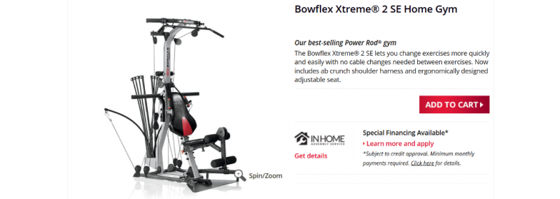 bowflex xtreme 2 se home gym review chatter