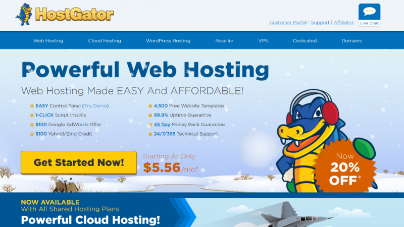 HostGator Cover
