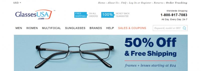 5b424d1481 GlassesUSA - Review Chatter