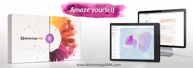 MyHeritage DNA Cover