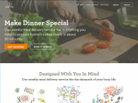 Home Chef Home Page