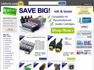inkfarm.com Home Page