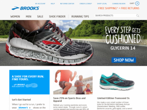 Brooks Home Page