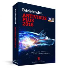 Bitdefender Antivirus Plus Box