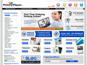 Print Place Home Page