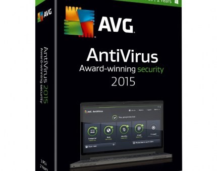 AVG AntiVirus Box