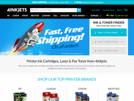 4inkjets Home Page