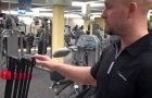 Power Rod Adjustment on a Bowflex Home Gym