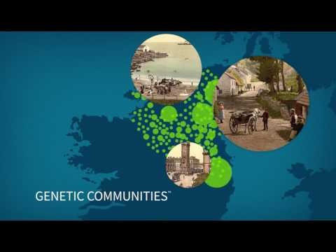 AncestryDNA Genetic Communities